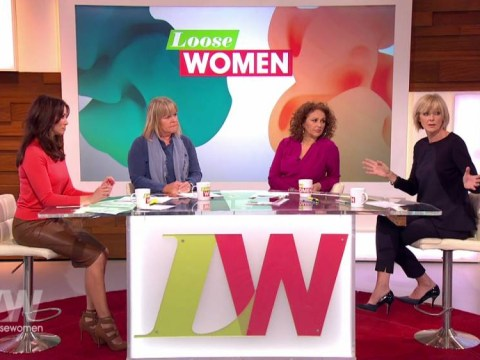 Loose Women discuss whether Kristina Rihanoff's pregnancy announcement on Celebrity Big Brother was 'tactless'