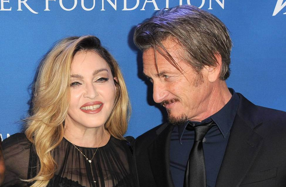Sean Penn and Madonna ignite romance rumours as she sings for Haiti