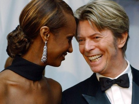 Iman still calls David Bowie her husband even in death and someone had the audacity to try and correct her