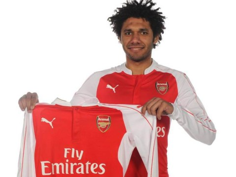 Mohamed Elneny transfer officially confirmed by Arsenal