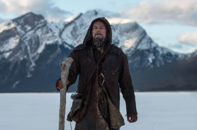 Mandatory credit: TM & copyright 20th Century Fox No Merchandising. Editorial Use Only No Book or TV usage without prior permission from Rex... Mandatory Credit: Photo by 20th Century Fox Film/Evere/REX/Shutterstock (5494171p).. Leonardo DiCaprio.. 'The Revenant' film - 2015.. ..