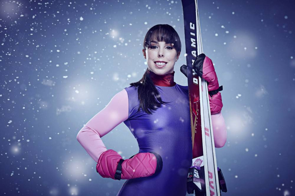 Undated handout file photo issued by Channel 4 of Beth Tweddle, one of the contestants in this year's Channel 4 reality sport show, The Jump. PRESS ASSOCIATION Photo. Issue date: Saturday January 16, 2016. See PA story SHOWBIZ Jump. Photo credit should read: Ian Derry/Channel 4/PA Wire NOTE TO EDITORS: This handout photo may only be used in for editorial reporting purposes for the contemporaneous illustration of events, things or the people in the image or facts mentioned in the caption. Reuse of the picture may require further permission from the copyright holder.