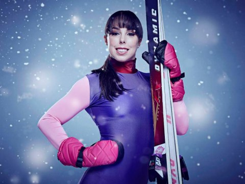 The Jump: Beth Tweddle takes first steps following neck surgery
