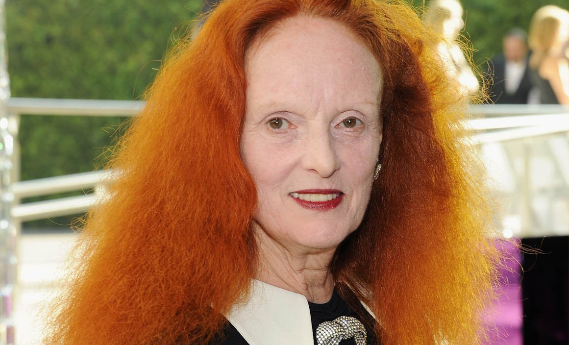 Grace Coddington resigns from US Vogue; Anna Wintour screwed Credit: Getty Images