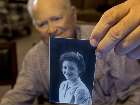 WWII sweethearts will meet again after 70 years apart