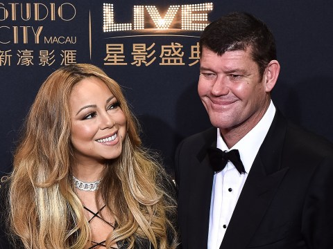 Will Mariah Carey have a statue of herself at her wedding to James Packer?