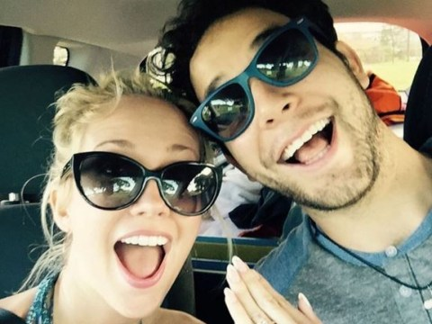 Pitch Perfect's Anna Camp and Skylar Astin are engaged!
