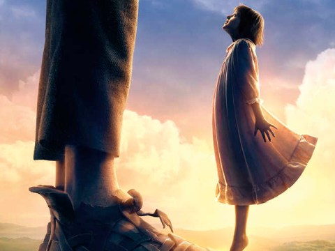 The first BFG poster has arrived – and it hints the film won't be anywhere near as scary as the trailer