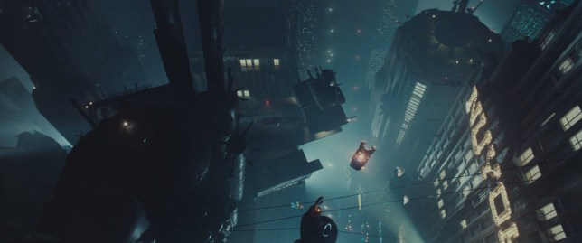 """A scene from Warner Bros. Pictures' """"Blade Runner: The Final Cut."""" PHOTOGRAPHS TO BE USED SOLELY FOR ADVERTISING, PROMOTION, PUBLICITY OR REVIEWS OF THIS SPECIFIC MOTION PICTURE AND TO REMAIN THE PROPERTY OF THE STUDIO. NOT FOR SALE OR REDISTRIBUTION."""