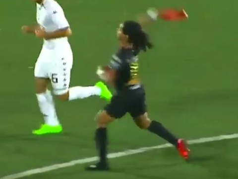 Costa Rica star Jonathan McDonald suspended for throwing boot at player after being fouled