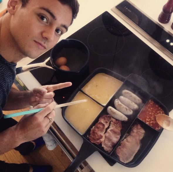 (Picture: Tom Daley/Instagram)