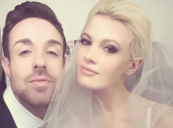 Stevi Ritchie and Chloe Jasmine's wedding is back ON… and it might be happening very soon