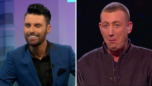 Rylan thinks Christopher Maloney shouldn't have got further than him on The X Factor