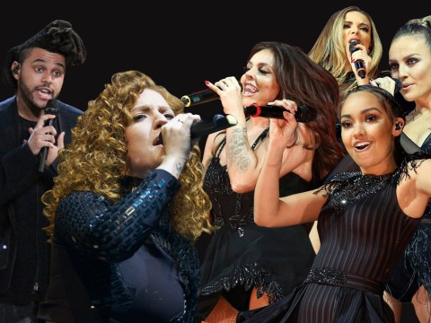 Little Mix, Jess Glynne and The Weeknd join line-up for The Brit Awards 2016