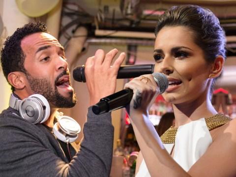 Are Craig David and Cheryl Fernandez-Versini going to make sweet music together?