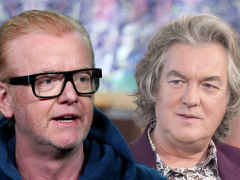 James May reckons 'ballsy' Chris Evans will be brilliant on Top Gear
