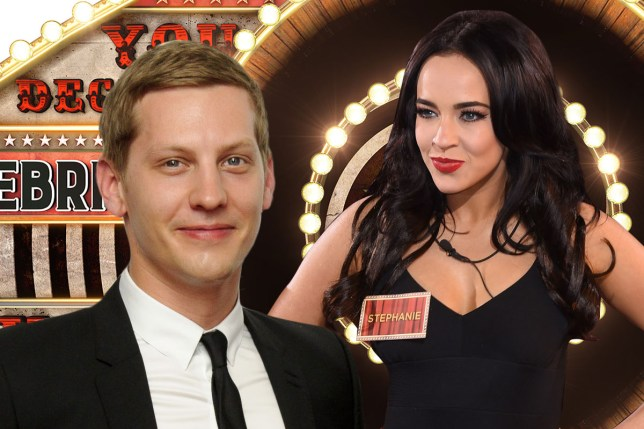 James Sutton gave a harsh reaction when asked if he'd be watching Steph Davis in CBB Rex / Channel 5