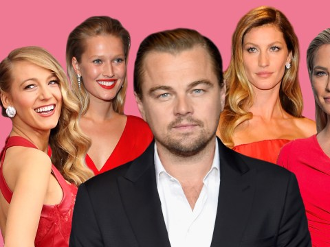 Has Leonardo DiCaprio never publicly dated anyone over the age of 25?