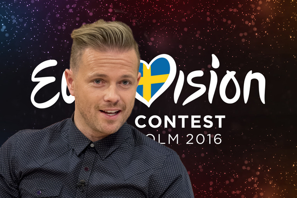 Westlife's Nicky Byrne 'tipped to represent Ireland at Eurovision this year' Rex