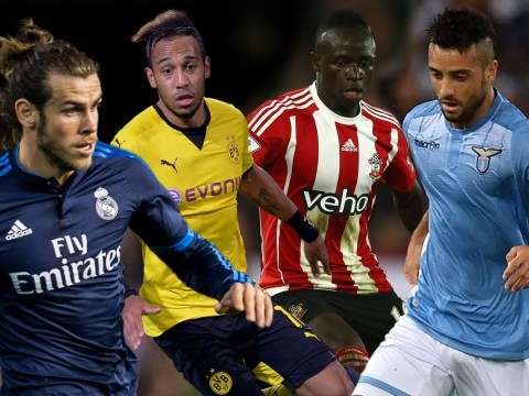 Manchester United to spend £215m on Gareth Bale, Pierre-Emerick Aubameyang, Felipe Anderson and Sadio Mane transfers – report
