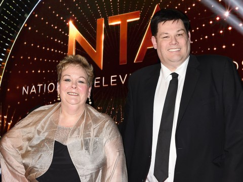 The Chase stars Mark Labbett and Anne Hegerty discuss their NTAs win, Twitter reactions and Pointless rivalry