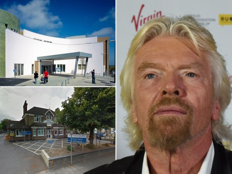 Privatisation of NHS continues as hospital contract awarded to Richard Branson