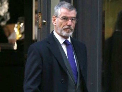 Pierce Brosnan looks suspiciously like Sinn Fein leader Gerry Adams in his new film