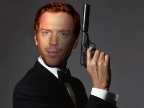 Damian Lewis keeps everyone guessing on whether he'll be the next James Bond
