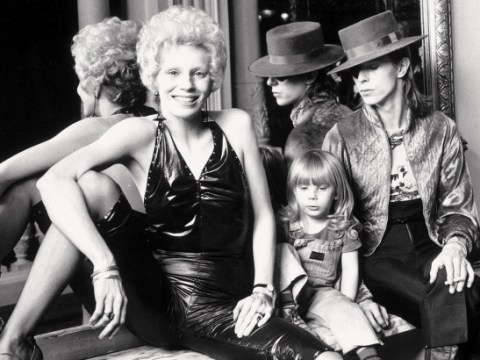 Celebrity Big Brother's Angie Bowie gave David Bowie custody of their son so 'he had a reason to live'