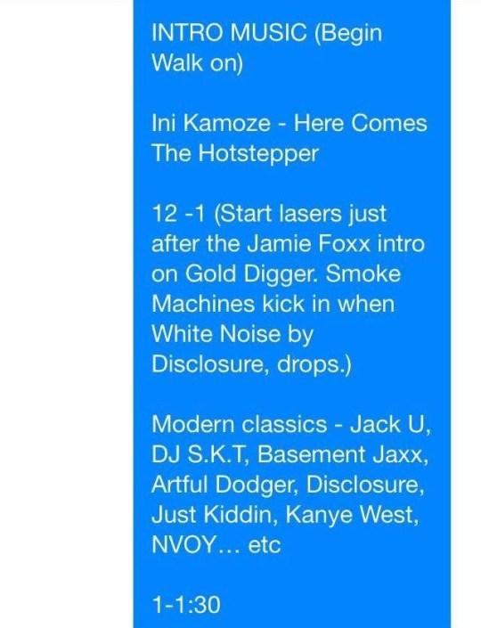 Danny James Elliott mistaken as DJ by club promoter in Leeds