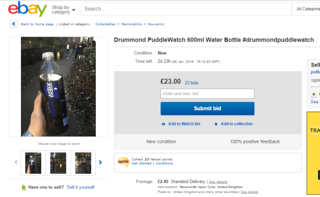 We're not kidding, this is actually happening (Picture: eBay)