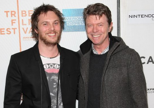 David Bowie's son returns to social media as late singer lands first US no. 1