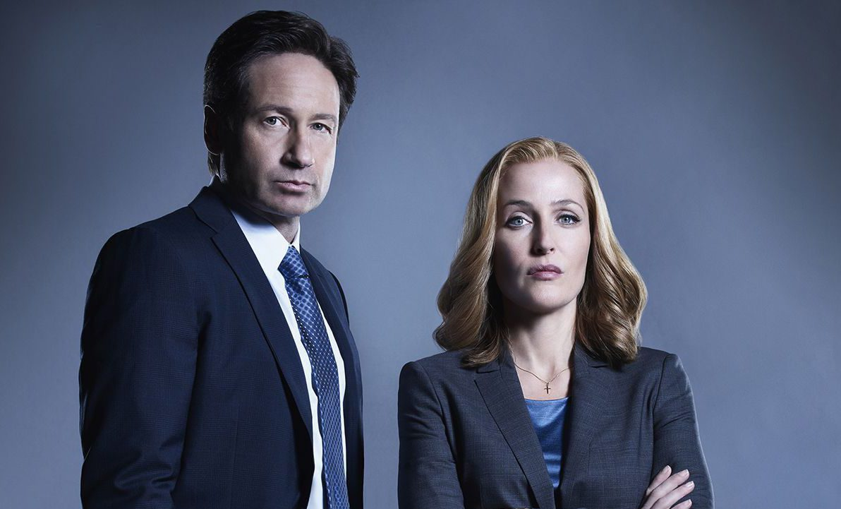 The X-Files to continue in new Audible drama starring David Duchovny and Gillian Anderson