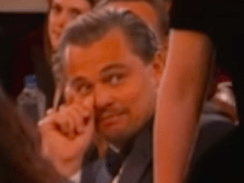 Golden Globes 2016: Lady Gaga totally scared Leonardo DiCaprio s***less