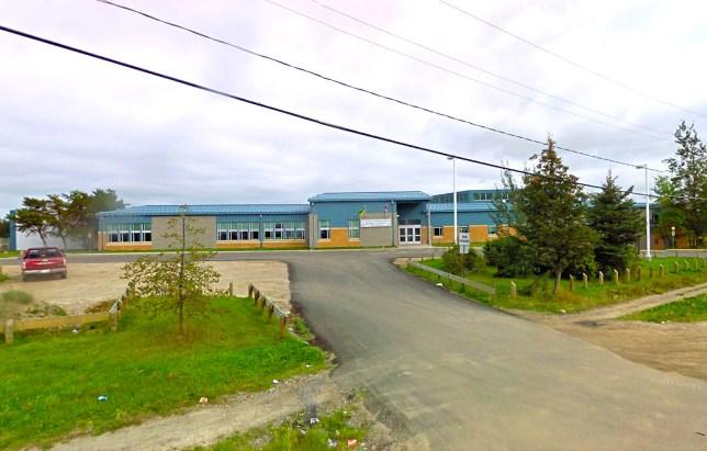 La Loche Community School (Picture: Google)