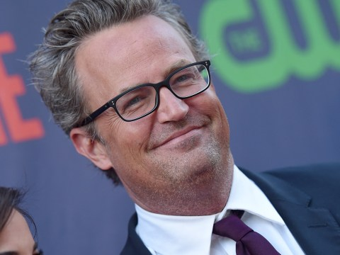 Look how young Friends star Matthew Perry looks in his first ever movie role in the 80s