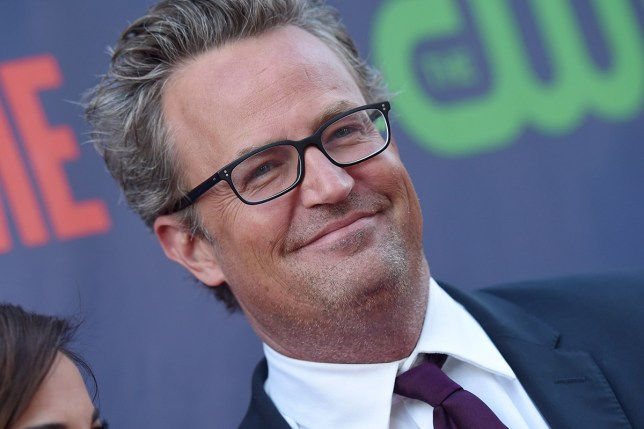 WEST HOLLYWOOD, CA - AUGUST 10:  Actor Matthew Perry arrives at CBS, CW And Showtime 2015 Summer TCA Party at Pacific Design Center on August 10, 2015 in West Hollywood, California.  (Photo by Axelle/Bauer-Griffin/FilmMagic)