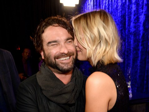 The Big Bang Theory's Kaley Cuoco and John Galecki have got us all excited about a real-life Penny/Leonard romance