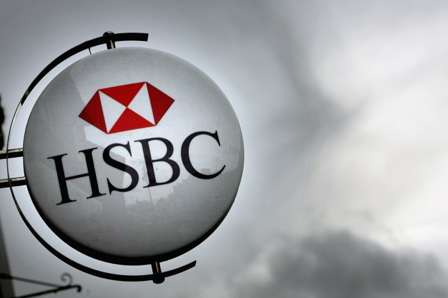 HSBC was the victim of a DDoS attack (Picture: Getty Images)