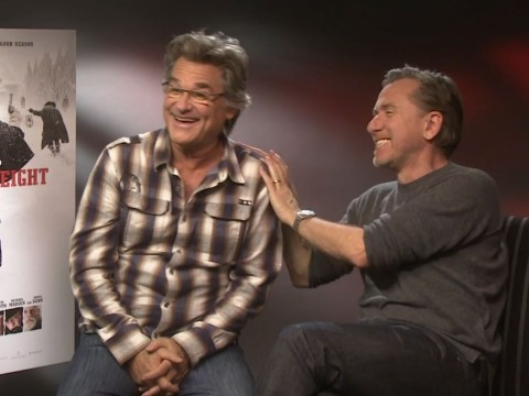 The Hateful Eight's Tim Roth and Kurt Russell want Quentin Tarantino to make a prequel