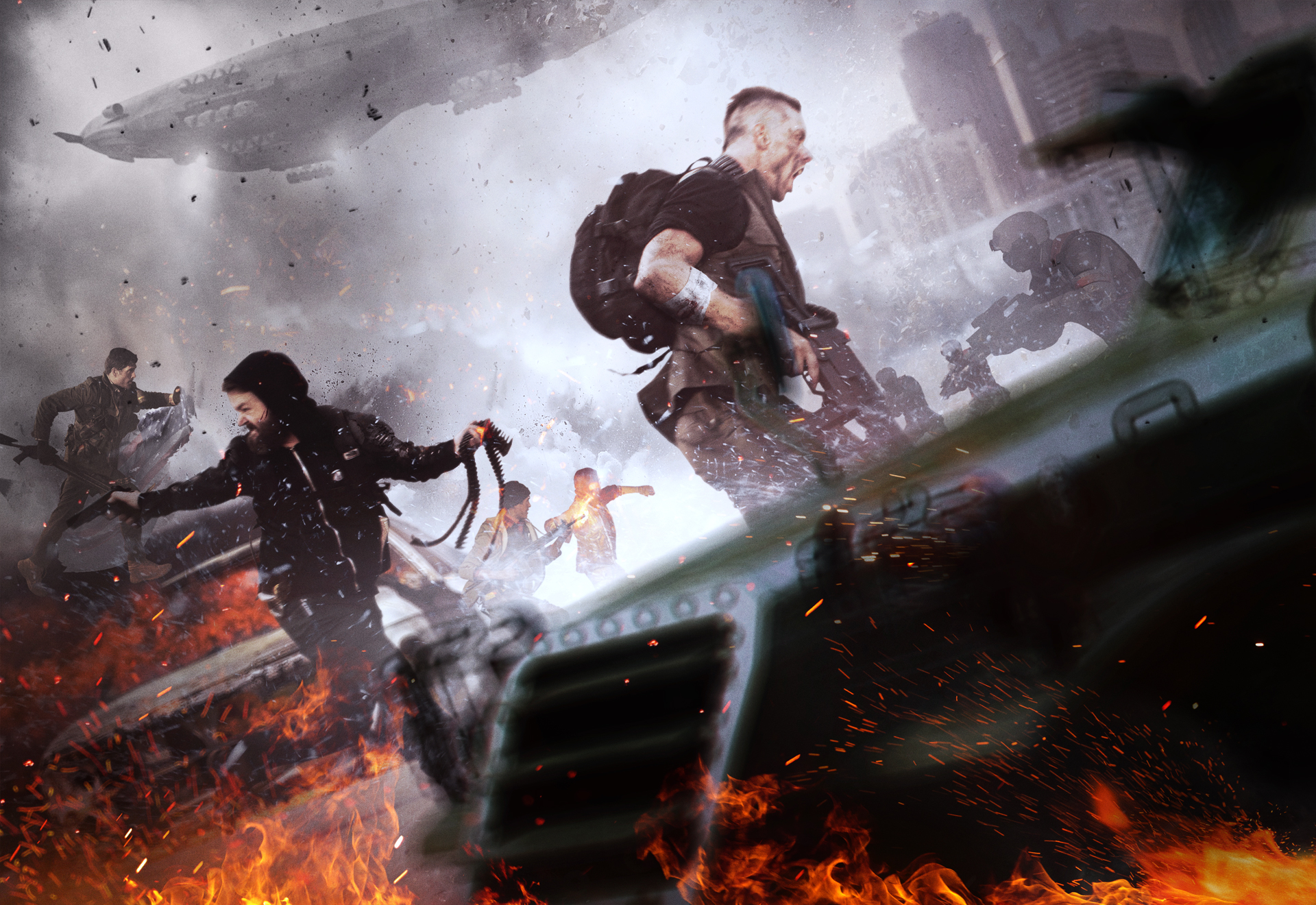 Homefront: The Revolution co-op hands-on preview – hit and run