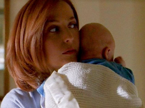 This is what Mulder and Scully's baby from The X Files looks like now