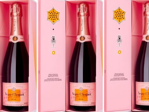 Veuve Clicquot Valentine's Day box lets you send talking Champagne