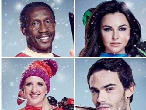 Sid Owen, Sarah Harding and Beth Tweddle heading for The Jump as the full line-up is confirmed