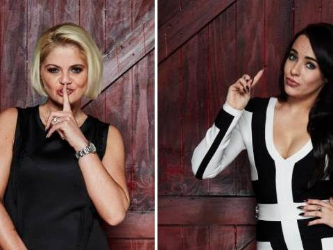 Danniella Westbrook denies feud with Stephanie Davis, saying 'we've never had an argument'