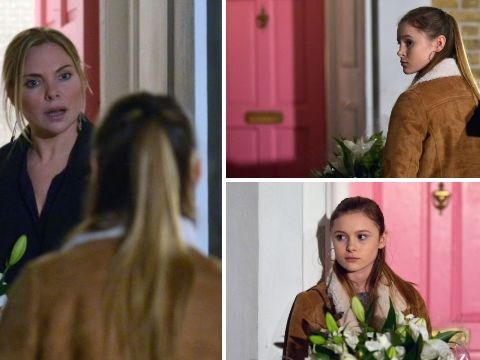 EastEnders spoilers: Ronnie Mitchell left stunned as a mysterious face from her past arrives on her doorstep