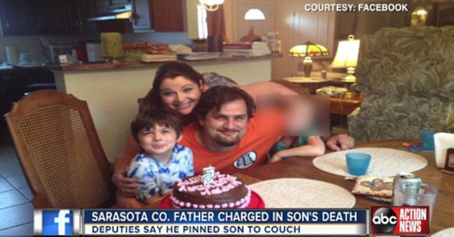 James Dearman 1 ABC action news Father crushed son to death