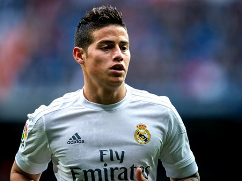 Manchester United in talks over James Rodriguez transfer – report