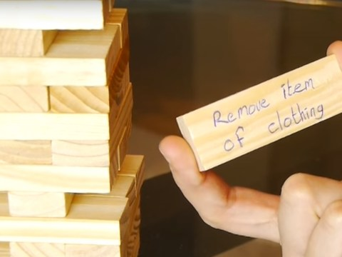 It's time to find your old box of Jenga and turn it into the perfect drinking game