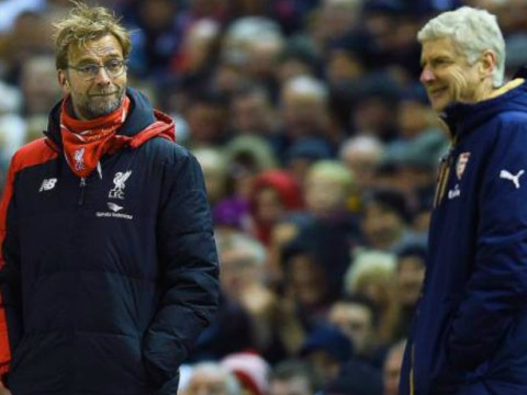 6 pictures that prove Arsene Wenger and Jurgen Klopp have the best bromance in football